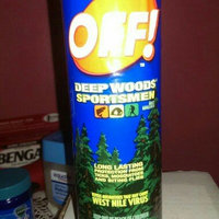 Off! Deep Woods Sportsmen 6-Ounce Cans (Pack of 12) uploaded by LoLo M.