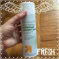 up & up Antifungal Powder Foot Spray - 4 oz. uploaded by Cindy B.