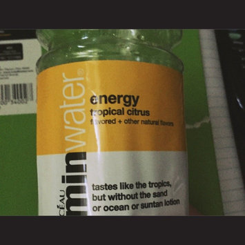 vitaminwater Energy Tropical Citrus uploaded by Hannah M.