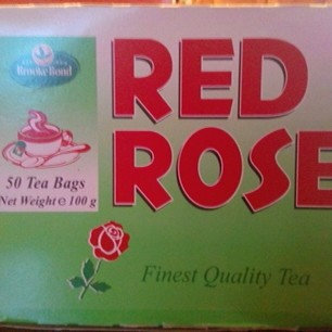 Photo of Red Rose Tea Original  uploaded by Javon F.