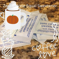 Equal Zero Calorie Sweetener -New 800 Packets uploaded by Kelli C.