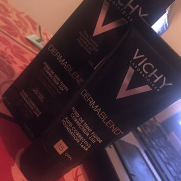 Photo of Vichy Dermablend Fluid Corrective Foundation Nude 25 uploaded by Sabrina S.