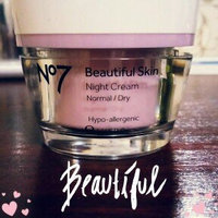Boots No7  Beautiful Skin Night Cream Normal/Dry uploaded by Lauren A.