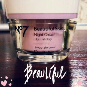 Photo of Boots No7  Beautiful Skin Night Cream Normal/Dry uploaded by Lauren A.