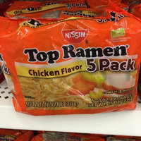 Nissin Top Ramen Chicken Flavor - 5 CT uploaded by Veronica C.