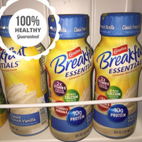 Carnation Breakfast Essentials Ready to Drink, Vanilla, 4-count, 11-Ounce Bottles (Pack of 3) uploaded by Cynthia F.