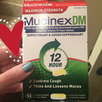 Mucinex DM Cough & Chest Congestion Tablets uploaded by Tasha F.