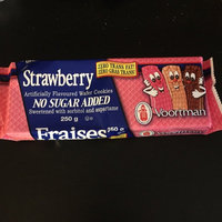 Voortman Strawberry Wafer Cookies Sugar Free uploaded by Diana R.