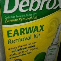 Debrox Earwax Removal Kit uploaded by johanna f.