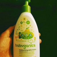 BabyGanics Smooth Moves Extra Gentle Daily Lotion uploaded by Quianna S.
