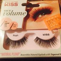 Kiss True Volume Natural Plump Eyelashes, Posh uploaded by Bella L.