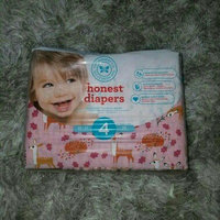 The Honest Co. Size 4 Baby Diapers uploaded by Ceira G.