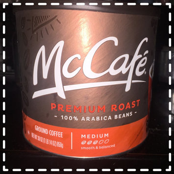 Photo of McCafe® Premium Roast Ground Coffee 30 oz. Canister uploaded by Ashley H.