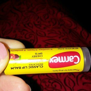 Photo of Carmex® Classic Lip Balm Cherry Stick uploaded by Holly N.