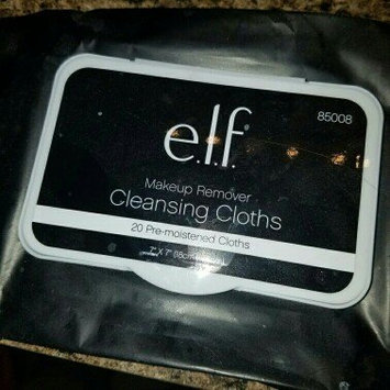 e.l.f. Studio Makeup Remover Cleansing Cloths uploaded by Kitty J.