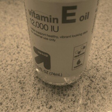 up & up up&up Vitamin E 12000 iu Oil - 2.5 oz uploaded by Amber R.