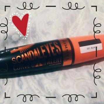 Photo of Rimmel ScandalEyes Curved Mascara with Eye Liner uploaded by Joy R.