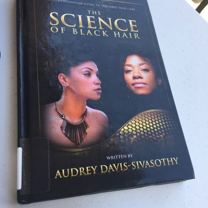 The Science of Black Hair: A Comprehensive Guide to Textured Hair Care uploaded by Enie B.