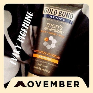 Photo of Gold Bond Ultimate Men's Essentials Everday Hydrating Cream, 6.5 oz uploaded by Angela B.