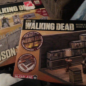 Photo of Mcfarlane Toys The Walking Dead Construction - Prison Tower uploaded by Jessica F.
