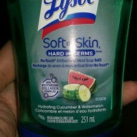 Lysol Healthy Touch Antibacterial No-Touch Refill Hand Soap uploaded by Lizbeth B.