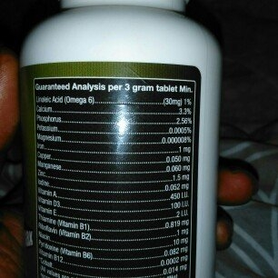 Bully Max The Ultimate Canine Supplement, 60 Tablets uploaded by Davonta J.