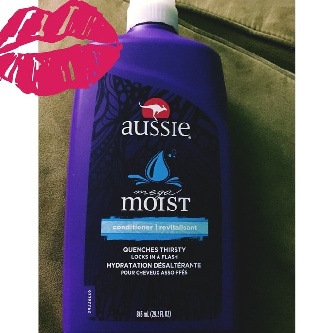 Aussie Mega Moist Conditioner uploaded by Quanilya L.