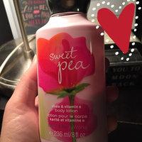 Bath & Body Works Sweet Pea Body Lotion uploaded by Sarah S.