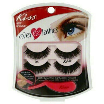 Kiss Pro Lash Double Pack Lash 05 uploaded by Clleany A.
