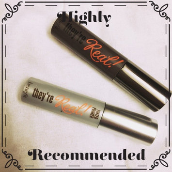 Benefit Cosmetics They're Real! Tinted Lash Primer Travel Size - 0.14 oz uploaded by Veronica M.