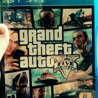 Rockstar Games Grand Theft Auto V PS4 uploaded by Maria K.