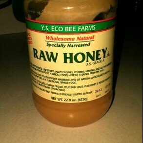 Ys Royal Jelly/honey Bee YS Organic Bee Farms - Raw Honey - 22 oz. uploaded by Ashley H.
