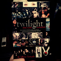 Twilight Directors Notebook How the Movie was Made uploaded by Makayla S.