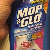 Mop & Glo Shine Lock Fresh Citrus Scent Multi-Surface Floor Cleaner uploaded by Kara P.