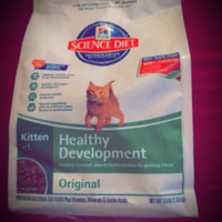 Hill's Science Diet Cat Food  uploaded by Caroline P.