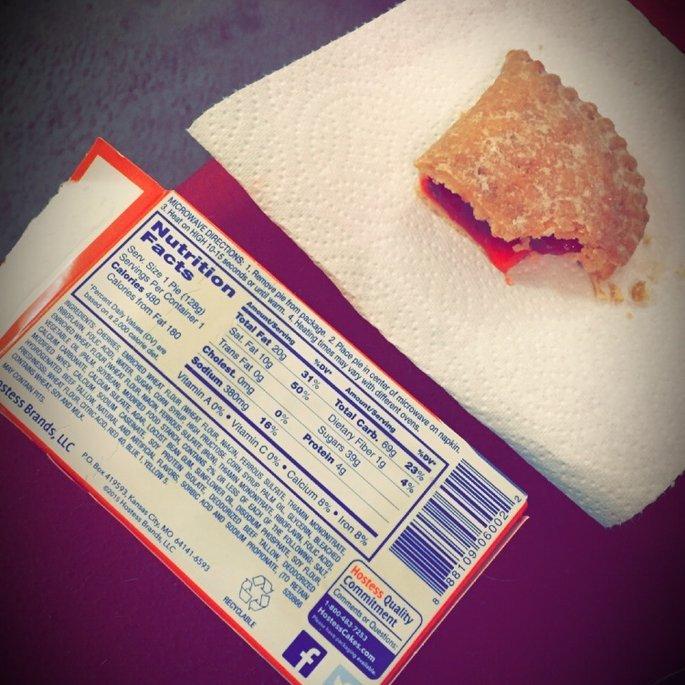 Hostess Fruit Pie Cherry uploaded by Felecia F.