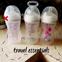 Philips Avent BPA-Free Natural Girl Safari Baby Bottles, 9 Ounce, 3 Pack uploaded by Amara L.