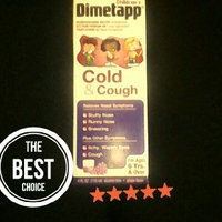Dimetapp Children's Cold & Cough Grape Flavor uploaded by maria R.