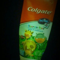Colgate® My First® FLUORIDE-FREE Toothpaste Mild Fruit uploaded by Sarah R.