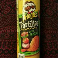 Pringles® Tortillas Zesty Salsa uploaded by Brittney a.