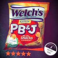 Welch's® PB & J Bite Size Snacks Strawberry uploaded by Jessica H.