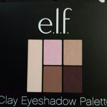Photo of e.l.f. Cosmetics Clay Eyeshadow Palettes uploaded by Kat L.