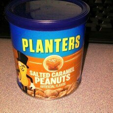 Photo of Planters Salted Caramel Peanuts Can uploaded by Christina W.
