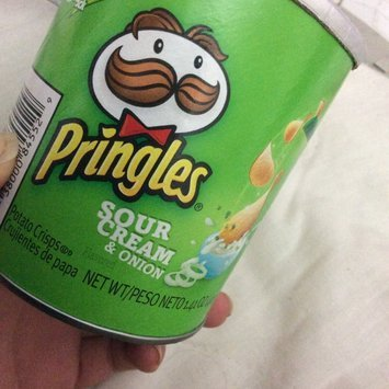 Pringles Potato Crisps Sour Cream & Onion uploaded by Laura Z.