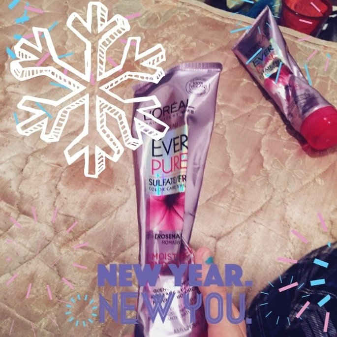 L'Oréal EverPure Moisture Conditioner uploaded by Heather F.