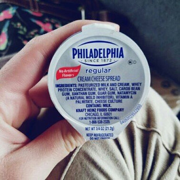 Philadelphia Cream Cheese uploaded by sidney h.