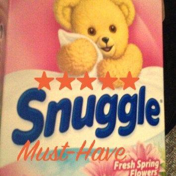 Photo of Snuggle® Fresh Spring Flowers™ Fabric Softener Dryer Sheets 40 ct Box uploaded by Amanda R.