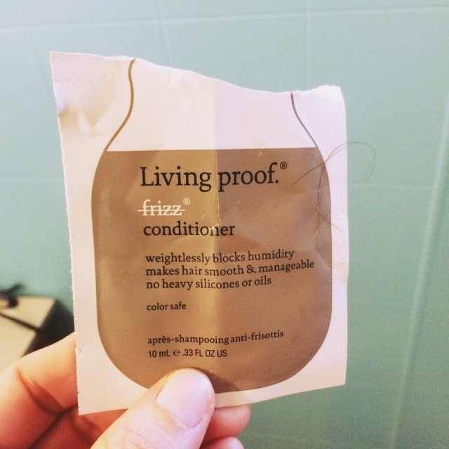 Living Proof No Frizz Conditioner uploaded by Jamie V.