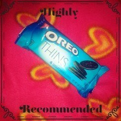 Oreo Thins Chocolate Sandwich Cookies uploaded by Ivana S.