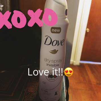 Dove® Invisible Antiperspirant Dry Spray Sheer Fresh uploaded by Tia S.